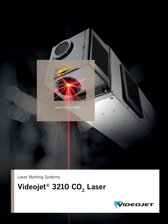 Videojet 3210 Brochure