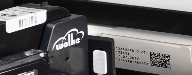 Wolke farmaceutische thermo inkjetprinters