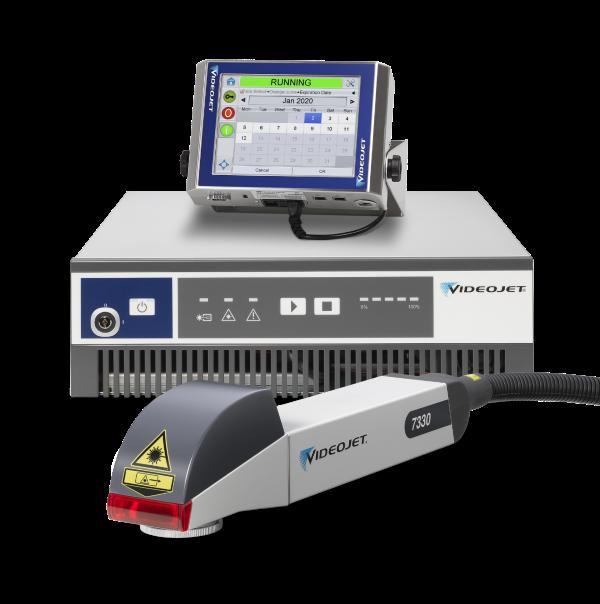 laser światłowodowy do znakowania opakowań jednorazowych