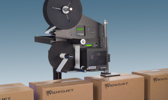 Videojet P3400 Label Printer Applicator
