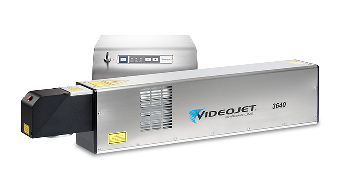 Videojet 3640 Pharma Line CO2 Laser