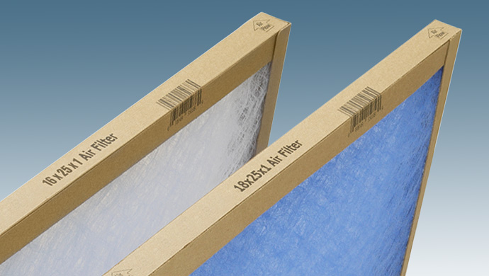 marking & coding on cardboard building materials