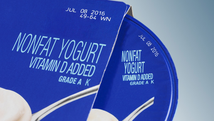 Dairy Product Coding