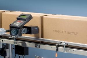 Крупносимвольный маркиратор для вторичной упаковки Unicorn II