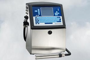 Принтер маркировки Videojet 1210 для маркировки небольших партий на скорости линии до 162,5 метров в минуту