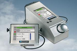 Videojet 2300 для маркировки гофроповерхностей на линии производства или упаковки