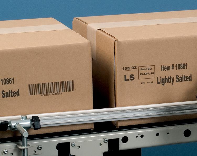Крупносимвольный маркиратор штрих-кода для вторичной упаковки