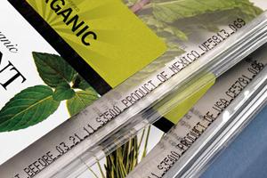 Маркировка для металлических поверхностей и упаковки из пленки