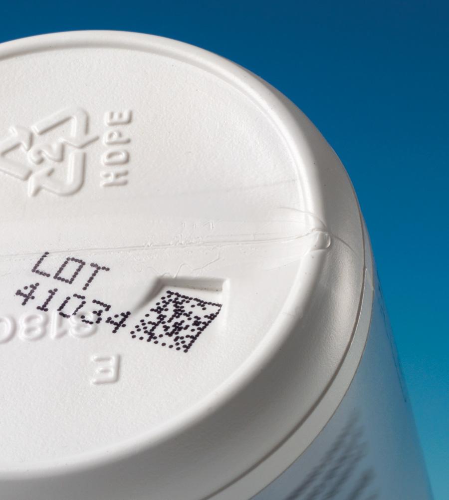 Маркировка 2d штрих-кода на фармпродукцию