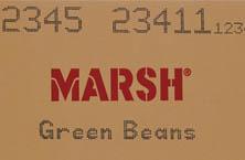 Принтер крупносимвольный для маркировки вторичной упаковки Marsh