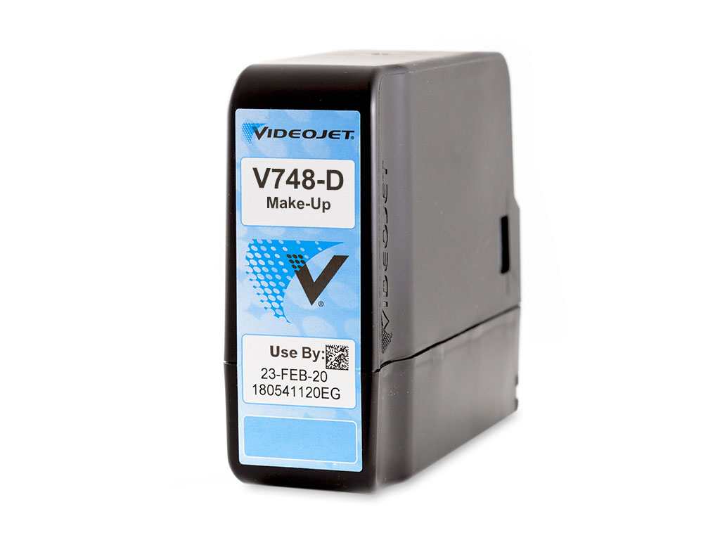 V748-D Videojet Make-Up