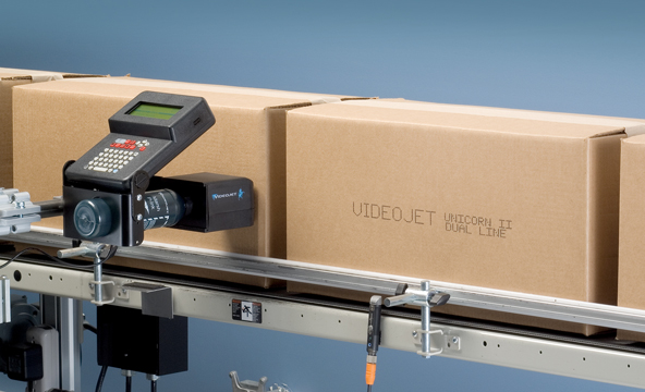 Videojet Unicorn and Unicorn II Inkjet Printer