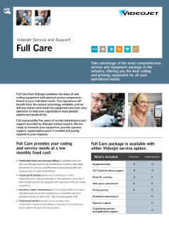 Full Care Brochure